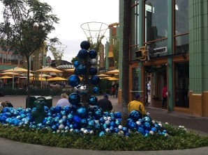 More Downtown Disney Decor