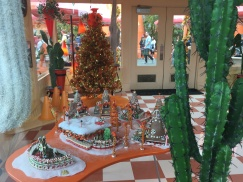Cozy Cone Ginger Bread Houses