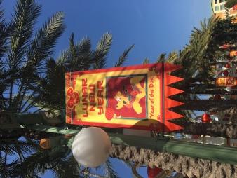 Lunar New Year Banner