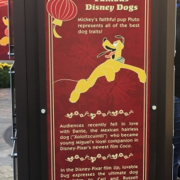 Famous Disney Dogs