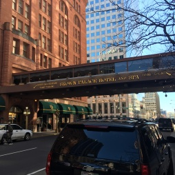 Brown Palace bridge