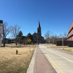 Evans Memorial Chapel