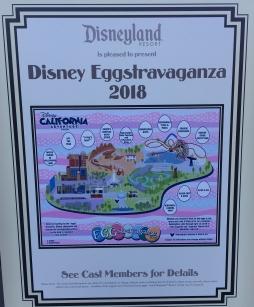 Eggstravaganza Map
