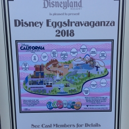 Eggstravaganza Map