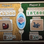 Midway Mania Scores