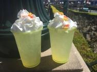 Popcorn Lemonade Cocktail