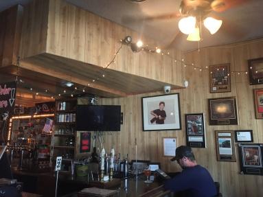 Bar Area + Decor