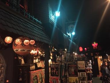 Halloweentown Interior